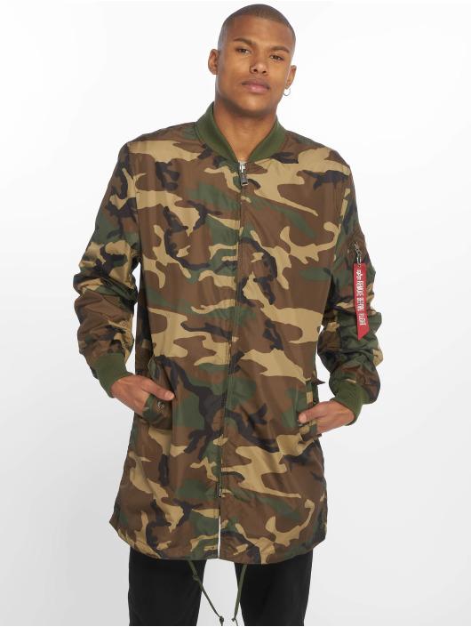 Alpha Industries Coats Ma-1 camouflage