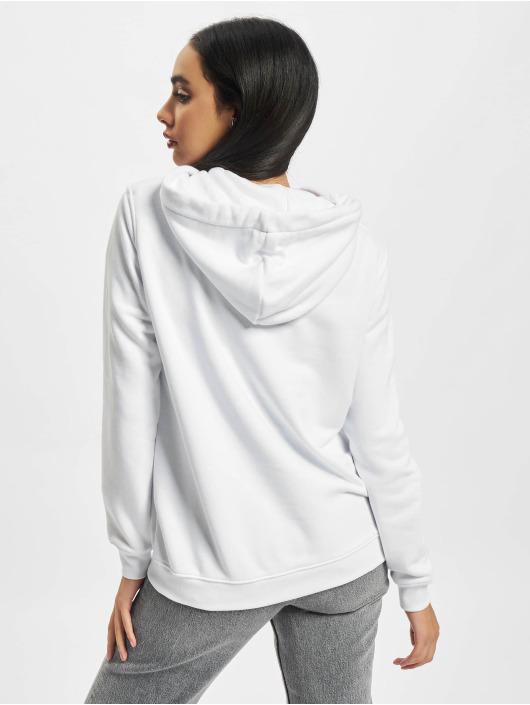 Alpha Industries Felpa con cappuccio New Basic bianco