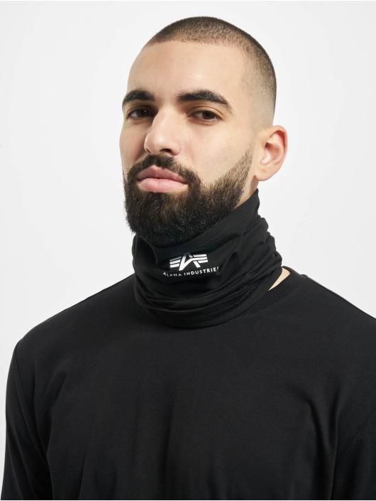 Alpha Industries Halstørklæder/Tørklæder Basic sort