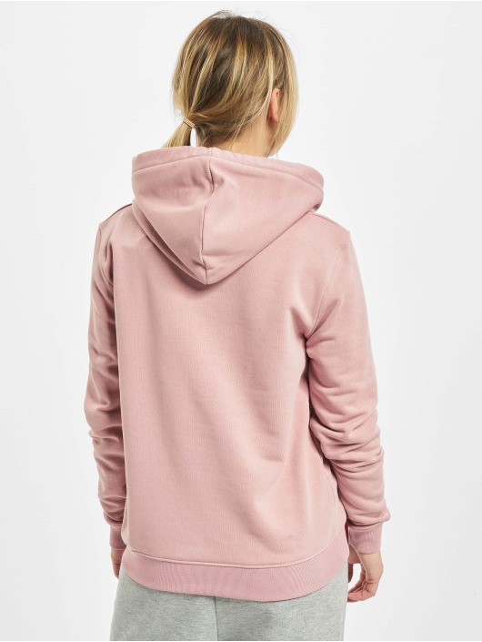 Alpha Industries Hoody New Basic Foil Print rosa