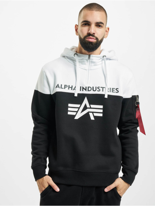 Alpha Industries Hoody CB schwarz