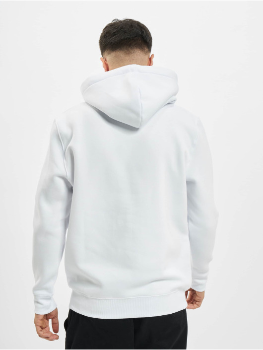 Alpha Industries Hoody Basic Foil Print weiß