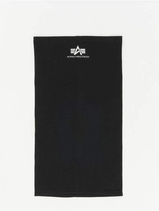 Alpha Industries Huivit / kaulaliinat Basic musta