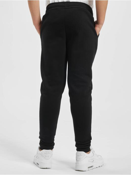 Alpha Industries Jogging kalhoty Basic čern