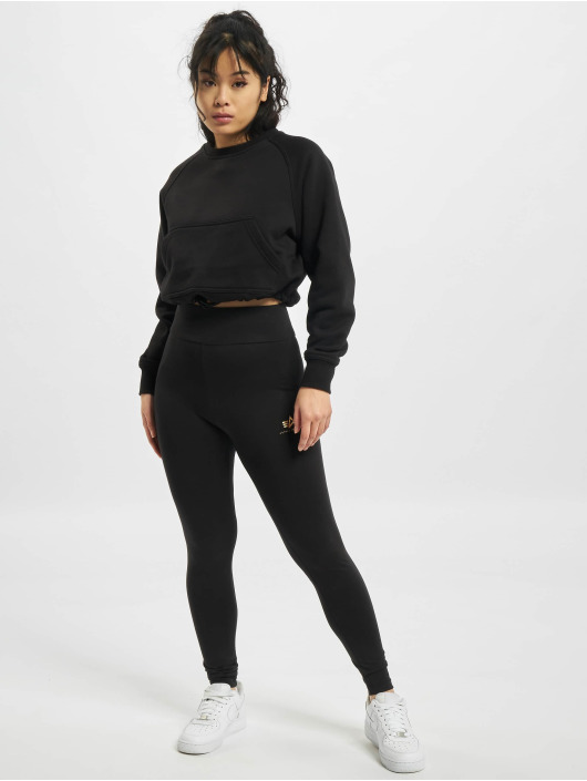 Alpha Industries Legging Basic Sl Foil Print noir