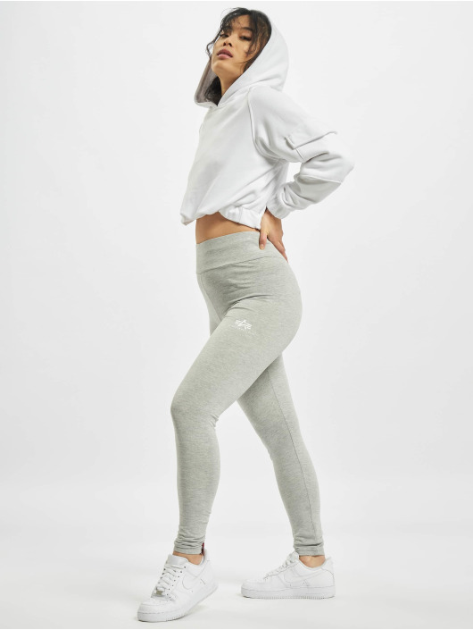 Alpha Industries Legging/Tregging Basic Sl grey