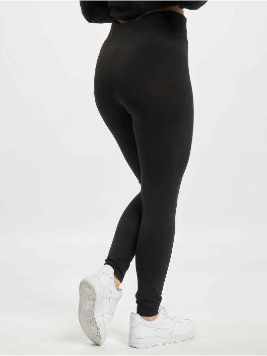 Alpha Industries Legging Basic Sl Foil Print zwart