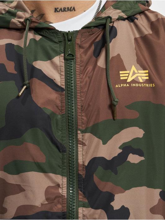 Alpha Industries Lightweight Jacket Camo 65 camouflage