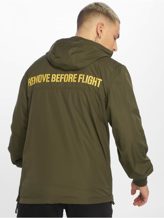 Alpha Industries Lightweight Jacket Glider Anorak olive