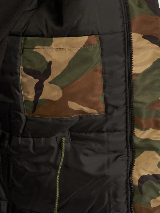 Alpha Industries Manteau hiver N3B Airbone camouflage