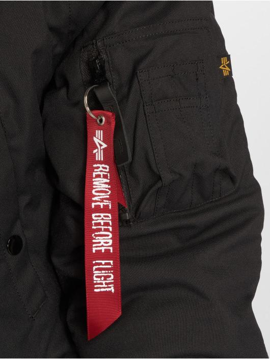 Alpha Industries Manteau Explorer noir
