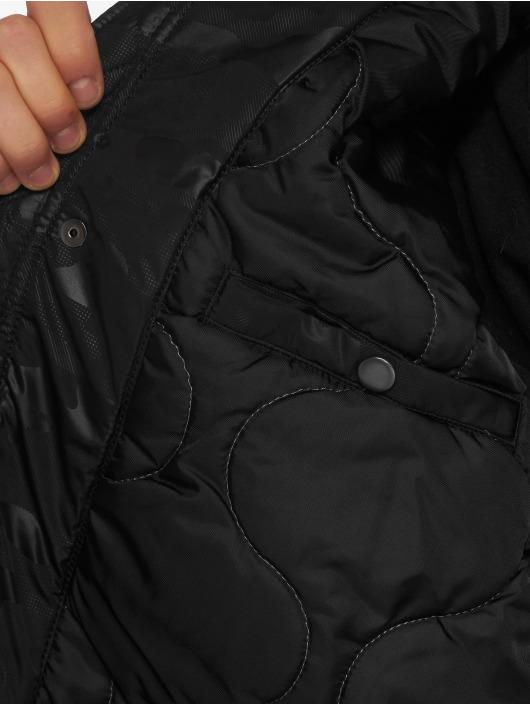 Alpha Industries Manteau Fishtail CW noir