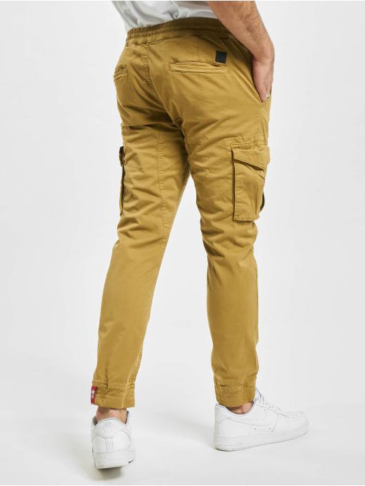 Alpha Industries Pantalon cargo Cotton Twill kaki