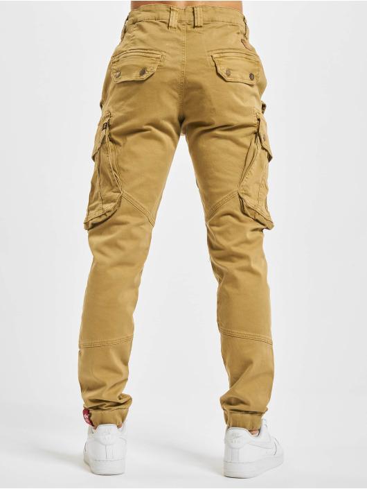 Alpha Industries Pantalon cargo Combat LW kaki