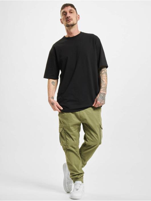 Alpha Industries Pantalon cargo Cotton Twill olive