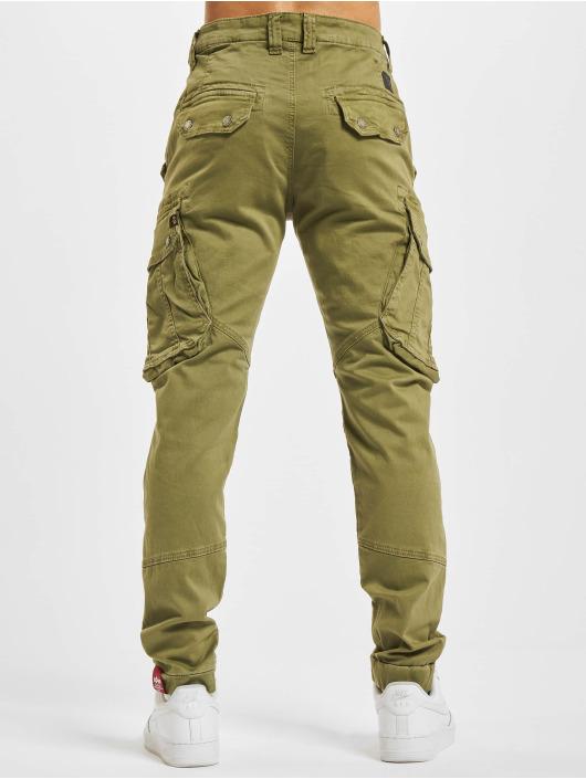 Alpha Industries Pantalon cargo Combat LW olive