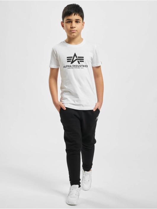 Alpha Industries Pantalón deportivo Basic negro
