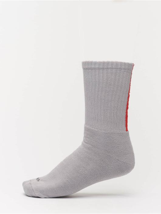 Alpha Industries Ponožky 3 Pack RBF šedá