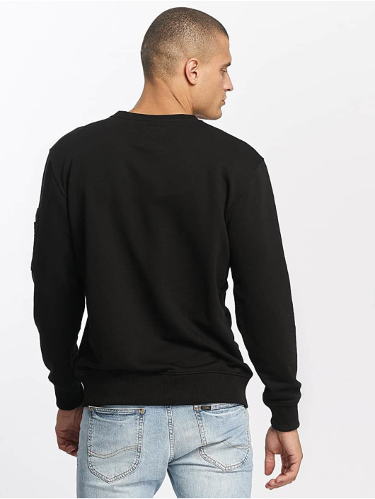 Alpha Industries Pullover Camo Print black