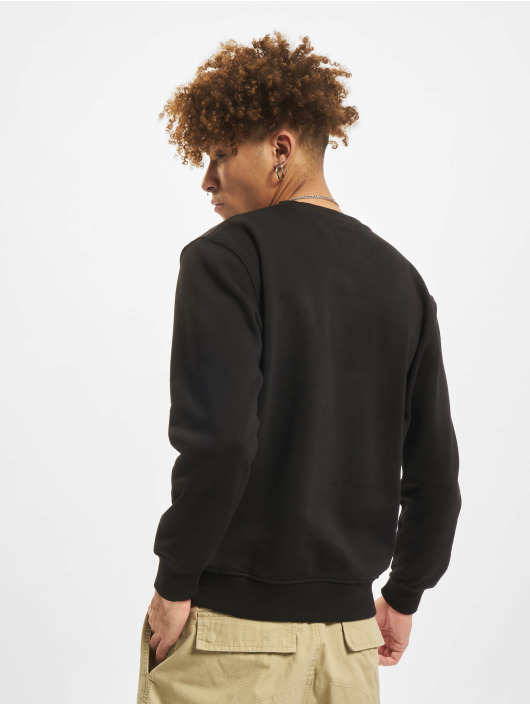 Alpha Industries Pullover Basic Small Logo black