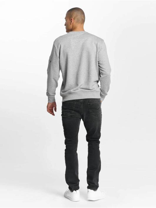 Alpha Industries Pullover Camo Print gray