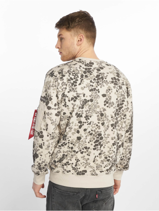 Alpha Industries Pullover Special Forces gray