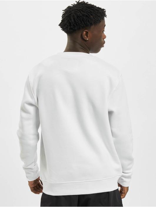 Alpha Industries Pullover Basic Foil Print white