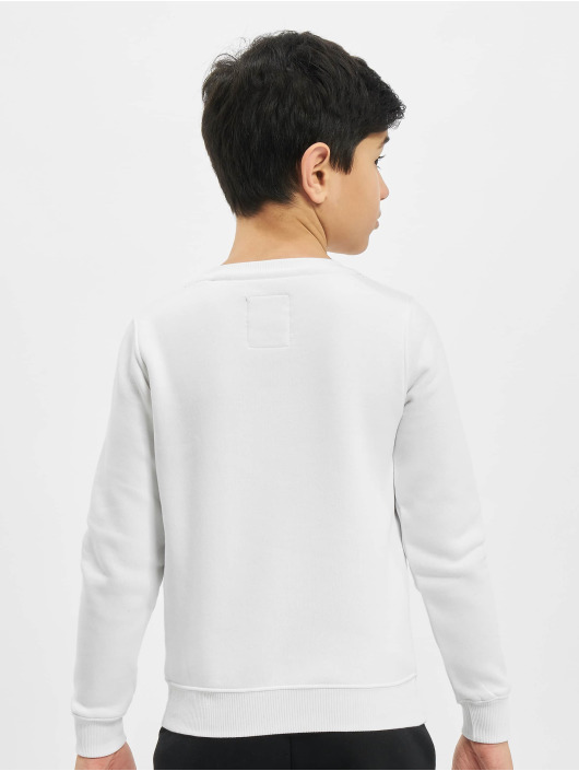 Alpha Industries Pullover Basic white
