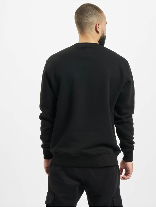 Alpha Industries Pulóvre Basic Rainbow Reflective èierna