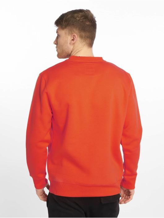 Alpha Industries Pulóvre Basic oranžová