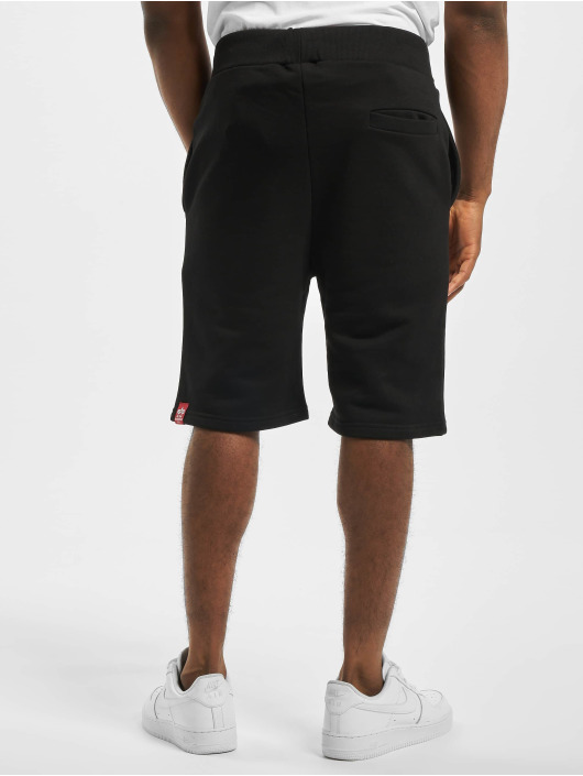 Alpha Industries Short Big Letters black