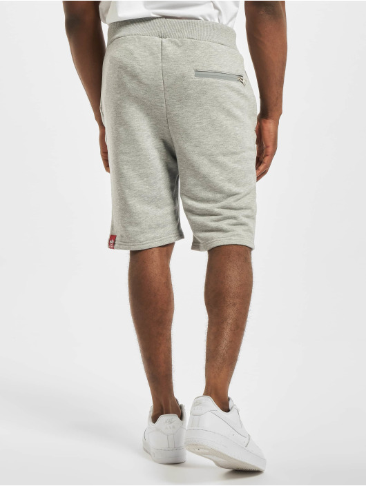 Alpha Industries Short Odyssey gray