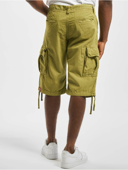 Alpha Industries Short Ripstop kaki