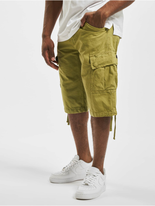 Alpha Industries Short Ripstop khaki