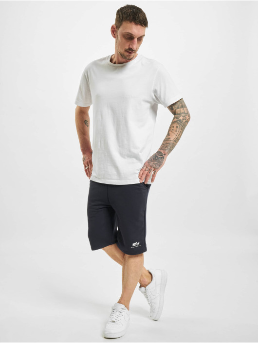 Alpha Industries Shorts Basic Sl blå