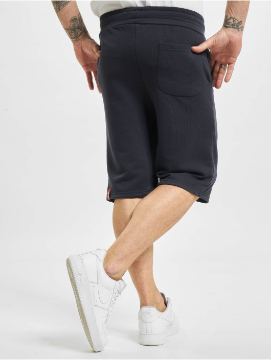 Alpha Industries shorts Basic Sl blauw