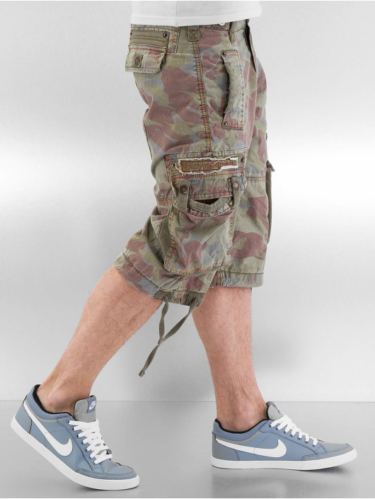 Alpha Industries Shorts Terminal C camouflage