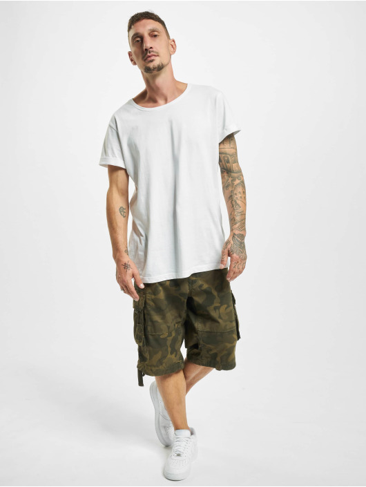 Alpha Industries Shorts Jet camouflage