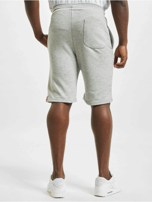 Alpha Industries Shorts Basic A grå