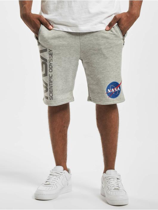 Alpha Industries shorts Odyssey grijs