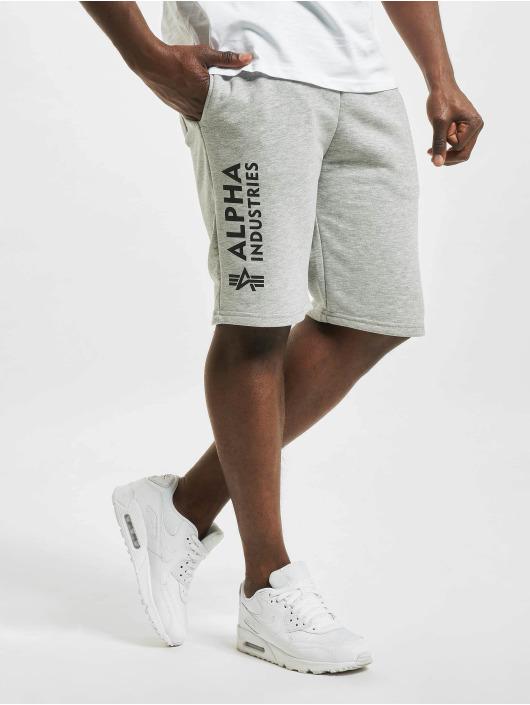 Alpha Industries shorts Basic A grijs
