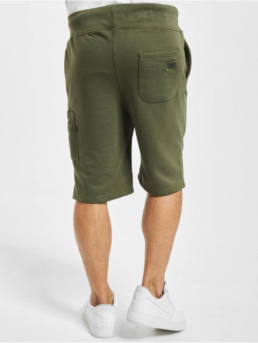 Alpha Industries shorts X-Fit groen