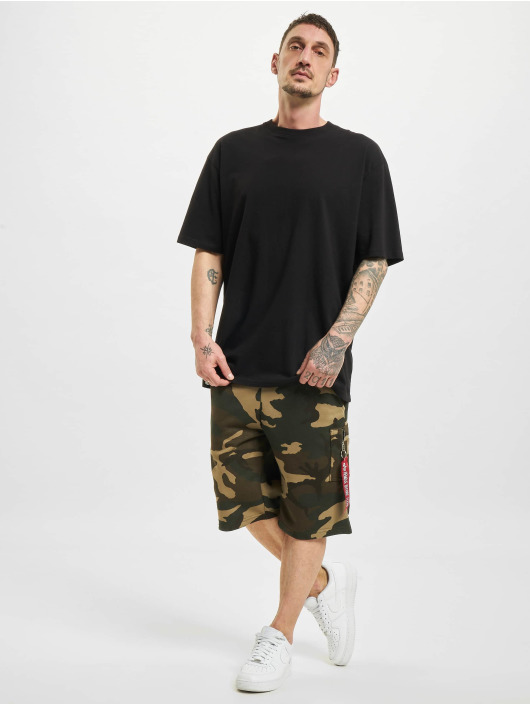Alpha Industries Shorts X-Fit Cargo Camo kamouflage
