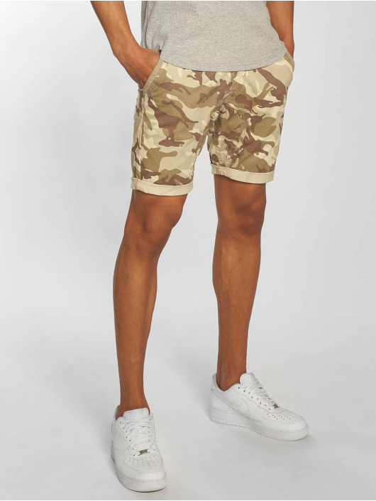 Alpha Industries Shorts Kerosene kamuflasje
