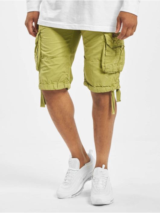 Alpha Industries Shorts Jet khaki