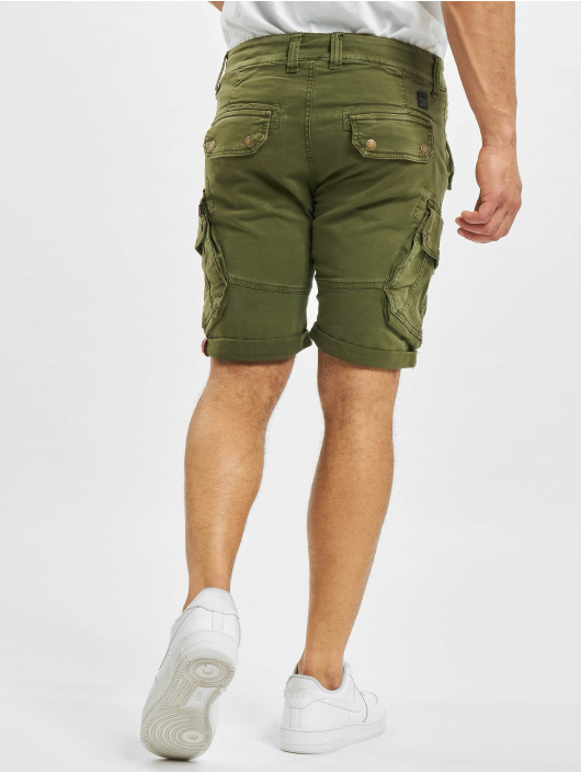 Alpha Industries shorts Combat olijfgroen