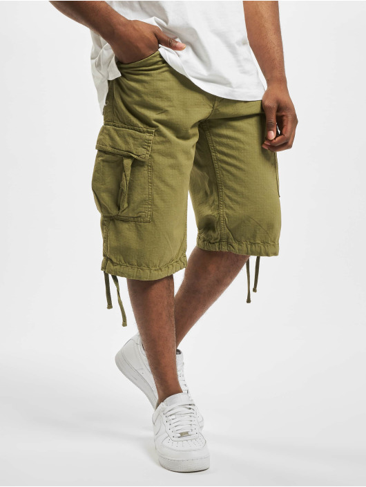 Alpha Industries Shorts Ripstop olive