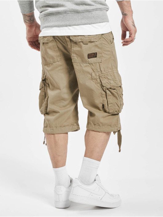 Alpha Industries Shorts Jet olive