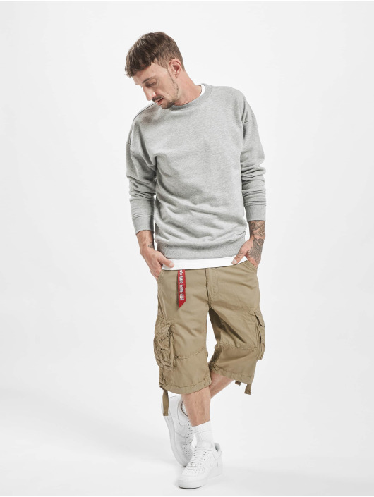 Alpha Industries Shorts Jet oliven
