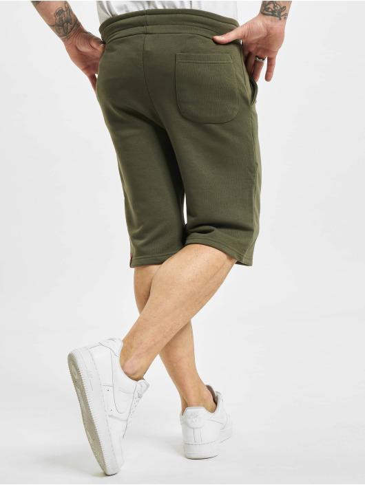 Alpha Industries Shorts Basic Sl oliven